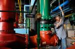 Crew keeps state's Central Utility Plant humming
