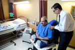 Nursing home on-site doctor reduces hospital visits