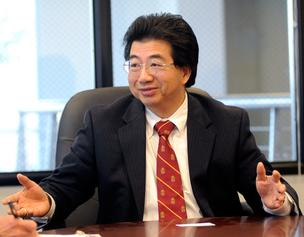 Alvin Cheung, president and CEO, California Northstate University
