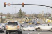 Building the Capital Southeast Connector could help ease traffic in areas like the intersection at Grant Line Road and East Stockton Boulevard.