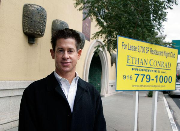 Sacramento investor Ethan Conrad closed 2012 with a flourish, buying two retail and three office buildings, including the 164,000-square-foot former Affymetrix campus in West Sacramento, in December alone.