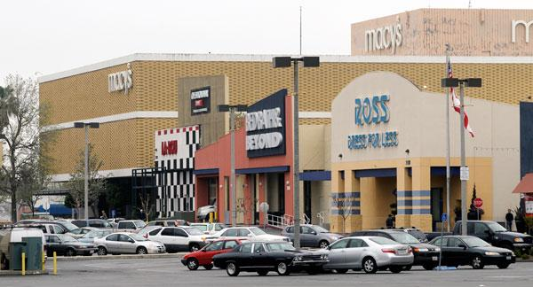 Bed Bath & Beyond and Ross Dress for Less are leaving Country Club Plaza, above, and relocating to Town & Country Village.