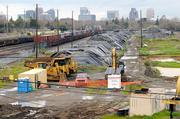 Environmental cleanup is the biggest hurdle to be cleared before building can begin at Curtis Park Village.
