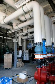 Much of the renovation work at DMV has focused on improving energy efficiency.