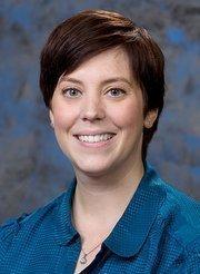 Emily Dutch Associate director of student life, Drexel University Age: 32 Fantasy job: Travel/food writer.