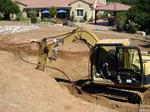 Some pool builders stay afloat as competition sinks