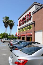 Brokers likely will have little trouble filling the Borders at the Pavilions, an upscale center.