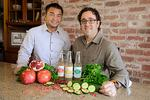 Startup Silk Road Soda adds fizz to traditional Middle Eastern drinks