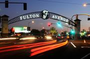 The county adjusted zoning regulations along Fulton Avenue to allow for flexibility for car dealerships and other businesses.