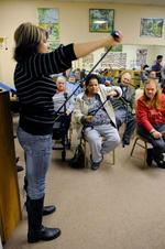 Adult day health care firms at risk