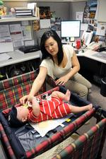 Being 'family friendly' also can benefit employers