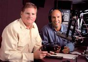 "Pat McClain, left, and Scott Hanson host ""Money Matters"" Saturdays from 2 to 4 p.m. on News Talk 1530 KFBK."