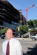 Structures: Profile | Sutter Midtown construction