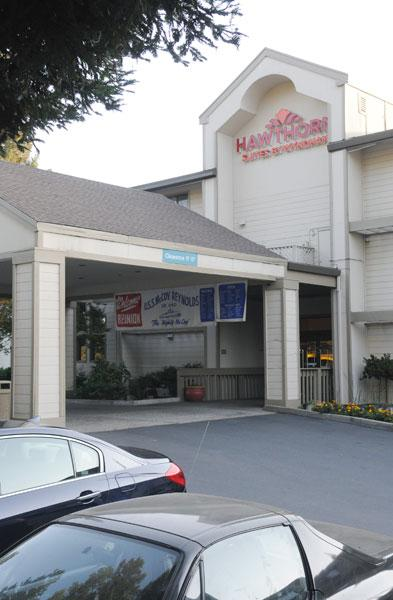 The 272-room Hawthorn Suites is the seventh-largest hotel in the Sacramento region.