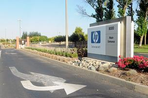 Hewlett-Packard Co.'s Roseville campus