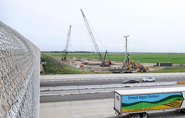 The new Interstate 5 interchange, which would create about 220 full-time construction jobs in the next two years, carries an estimated price tag of $82.5 million.