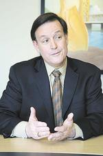 William <strong>Jessup</strong>'s new president seeks expansion, ties to business
