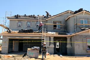 KB Home's Sierra Vista development in Lincoln is among the many projects begun by homebuilders in recent months.