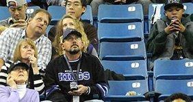 Sacramento Kings fans.