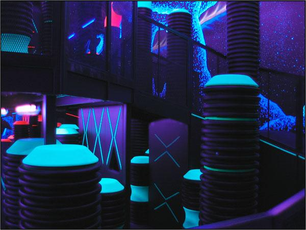 The Boston-area's LaserCraze is the model for a laser tag center opening in Rocklin.