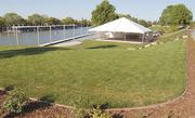 Le Rivage has waterfront property, which its new owners plan to turn into docks.