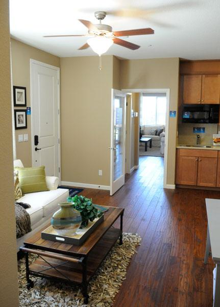 Some homes built by Lennar in Elk Grove feature a second living space for a renter or family member returning home.