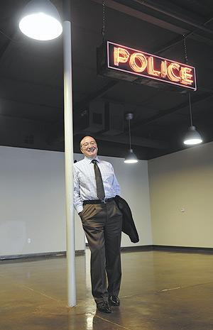 David Mastagni Sr. is founder of a Sacramento law firm specializing in law-enforcement labor issues.
