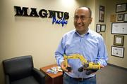 Louay M. Owaidat is chief executive officer of Magnus Pacific, a Roseville construction company that specializes in levee repair.