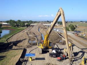 Magnus Pacific keeps busy with levees in Natomas
