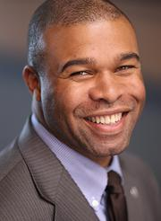 """Michael Marion Jr. Dean of student services and counseling, Cosumnes River College Age:  Fantasy job: U.S. secretary of education or Anthony Bourdain from the TV show """"No Reservations."""" I would love to go to culinary school and be a top chef."""