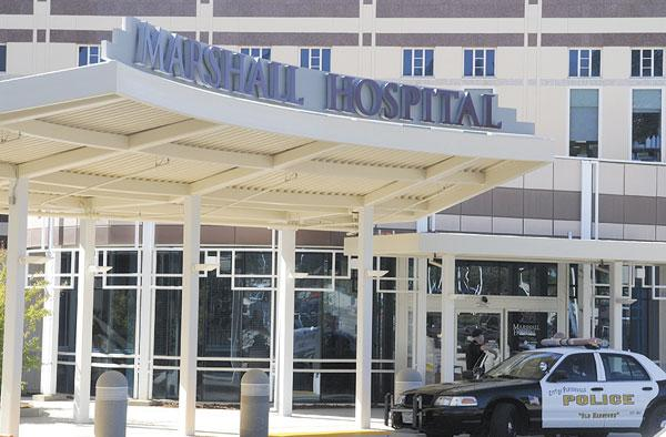 The new four-story wing at Marshall Medical Center is part of the independent hospital's effort to meet the needs of the growing El Dorado County population.