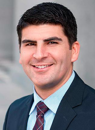 Jake Mossawir, executive director and vice president, City Year Sacramento
