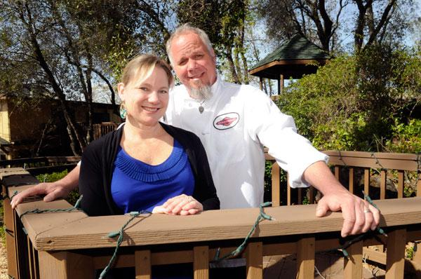 Danielle and Dave Nelson have revived restaurant Dingus McGee's along with a golf course.