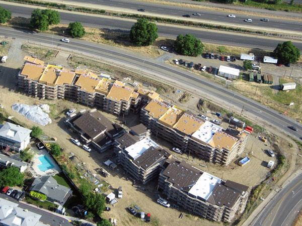 New Harmony, an affordable housing complex in Davis, is possibly the last project in the city to use redevelopment agency funds.