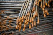 Contractors worry about price spikes in construction materials such as rebar.