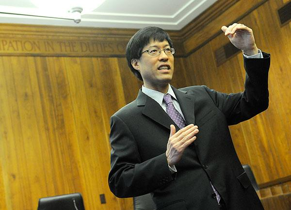 Richard Pan introduced Assembly Bill 314, which would remove lifetime limits on student health insurance.