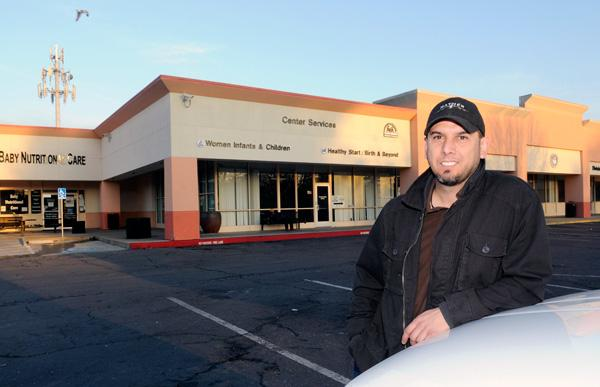 """Fran Pena, founder of FP Construction Inc., said that despite """"my long history of successful completion of projects,"""" including his work on this one on Coloma Road in Rancho Cordova, he's had difficulty getting the surety bond coverage he needs to bid on jobs."""