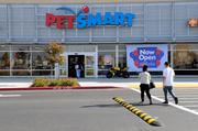 Florin Towne Centre's new PetSmart may help boost the shopping center's holiday fortunes.