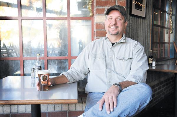 """Glynn Phillips, Rubicon's majority owner, said he's expanding operations because """"the food and restaurant side of the business has been consistent while the amount of beer I can produce has maxed out at 2,000 barrels."""""""