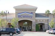 RC Willey in Rocklin is the only store the national retailer has in the Sacramento region. And it is closed on Sundays.