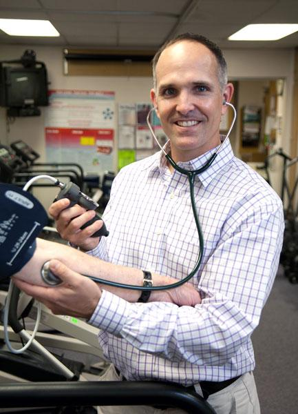 """Kenneth Rogaski: """"Knowing you can save a life by just learning chest compressions, that's the crucial message to get out there."""""""