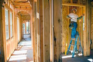 Wake County and its municipalities issued 2,259 building permits for new single family residences between January and June 2012.