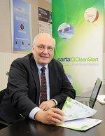 Lifetime achievement: Gary Simon, CEO, CleanStart