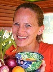 Amber K. Stott Founder, California Food Literacy Center Age: 35 Fantasy job: I created my dream job.
