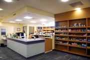 A pharmacy is among other facilities offered at The Well.