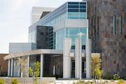 Great care also was taken with the exterior of Three Stages, which has a stunning presence on the campus of Folsom Lake College.