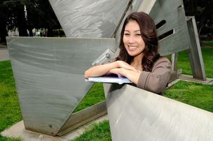 The Guardian Scholars program has helped California State University Sacramento student Thuy Truong set up financial aid, find scholarships and get an internship.