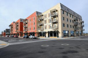 UC Davis West Village opened last summer as the nation's largest net zero energy development.