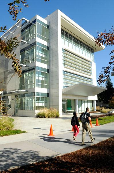 UC Davis will open its 52,000-square foot Center for Health and Technology by year-end.