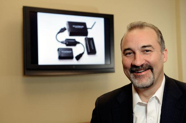 SynapSense CEO Peter Van Deventer helped start the company in 2006.